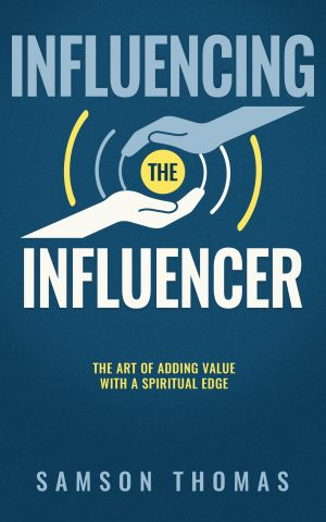 Cover for Influencing the Influencer