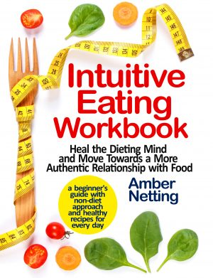 Cover for Intuitive Eating Workbook