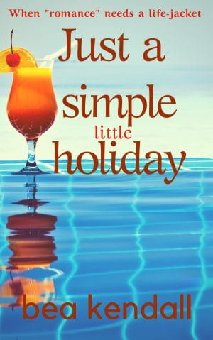 Cover for Just a Simple Little Holiday