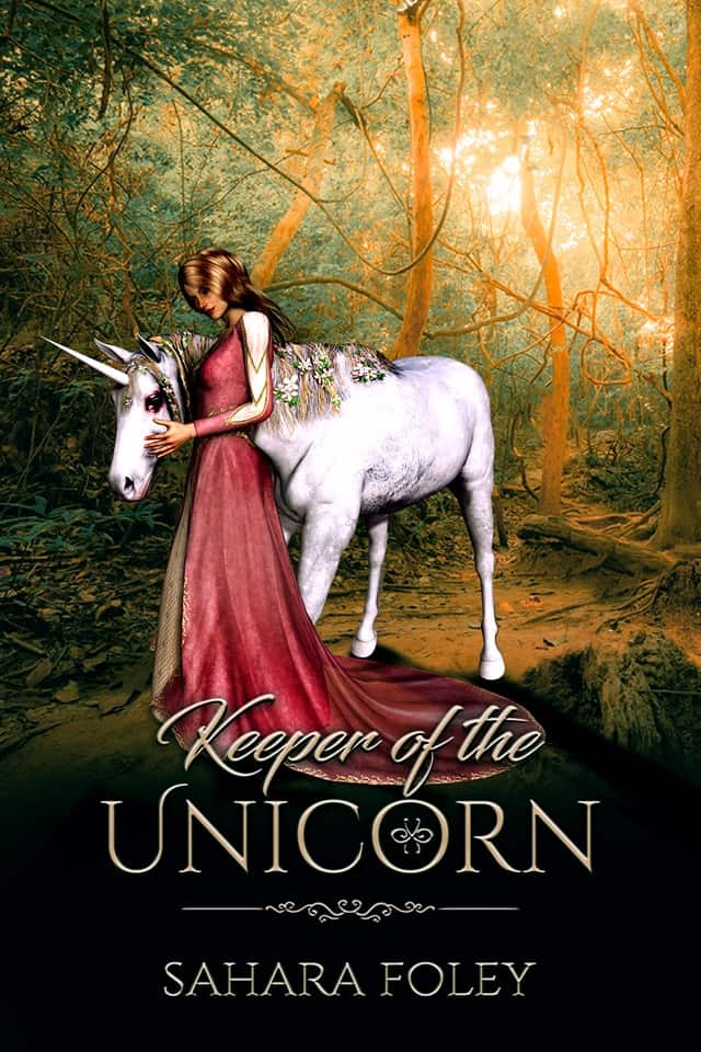 Cover for Keeper of the Unicorn