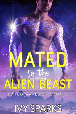 Cover for Mated to the Alien Beast