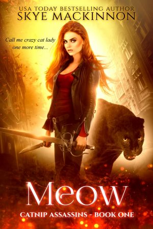 Cover for Meow