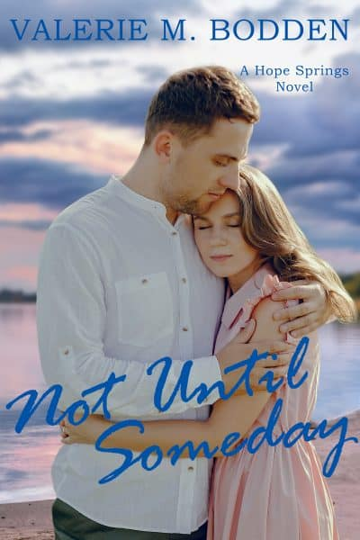 Cover for Not Until Someday
