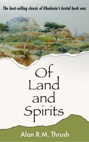 Cover for Of Land and Spirits