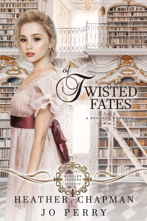 Cover for Of Twisted Fates