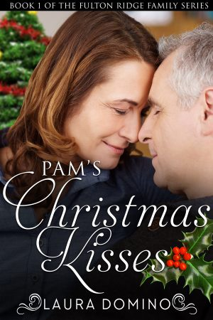 Cover for Pam's Christmas Kisses