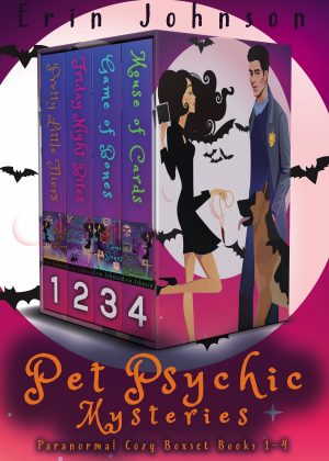 Cover for Pet Psychic Mysteries