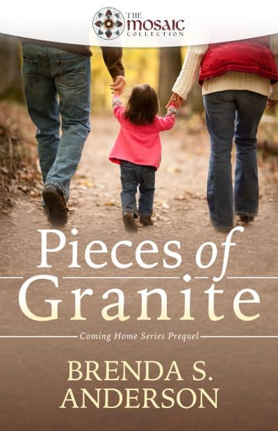 Cover for Pieces of Granite