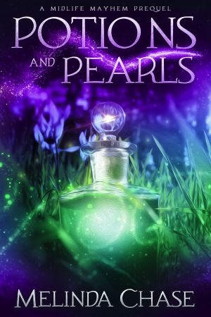 Cover for Potions and Pearls