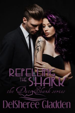 Cover for Repelling the Shark