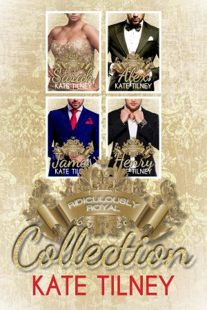 Cover for Ridiculously Royal: Collection