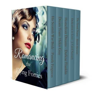 Cover for Romancing the Flying Forties
