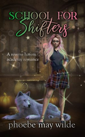 Cover for School for Shifters