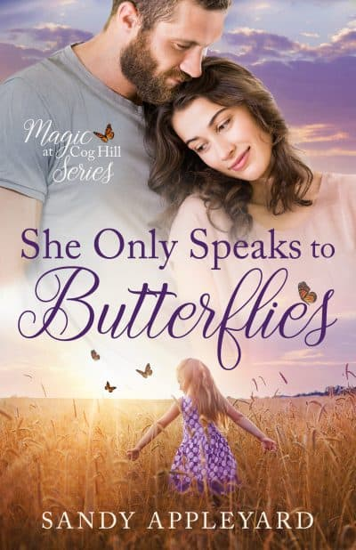 Cover for She Only Speaks to Butterflies