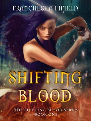 Cover for Shifting Blood