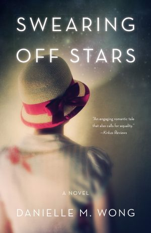 Cover for Swearing Off Stars
