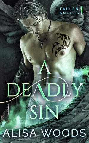 Cover for A Deadly Sin