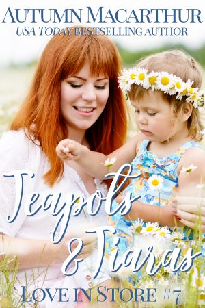 Cover for Teapots & Tiaras