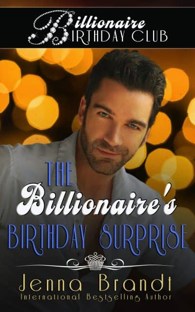Cover for The Billionaire's Birthday Surprise