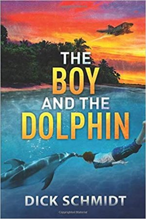 Cover for The Boy and the Dolphin