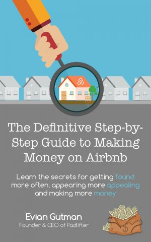 Cover for The Definitive Step-by-Step Guide to Making Money on Airbnb