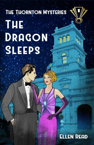 Cover for The Dragon Sleeps