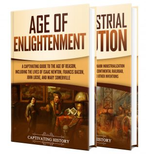Cover for The Enlightenment and Industrial Revolution