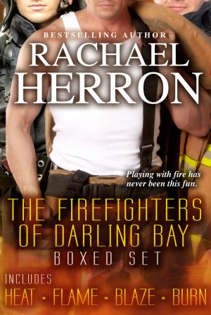 Cover for The Firefighters of Darling Bay Boxed Set