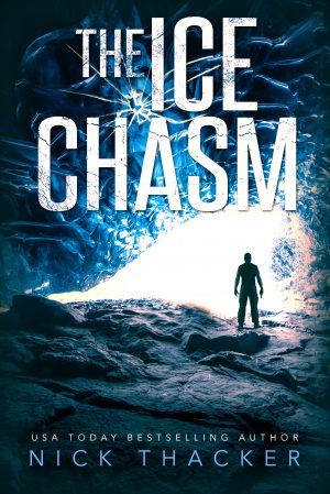 Cover for The Ice Chasm