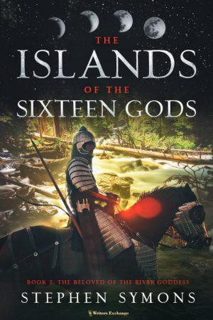 Cover for Beloved of the River Goddess