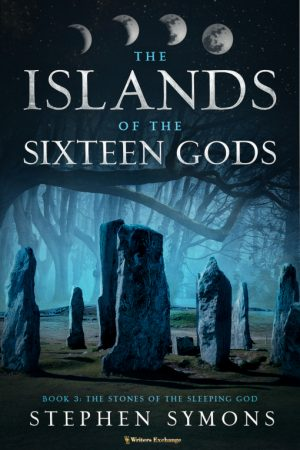 Cover for The Stones of the Sleeping God