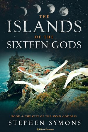 Cover for The City of the Swan Goddess