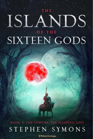 Cover for The Sons of the Silent God