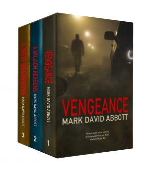 Cover for The John Hayes Thrillers Boxset #1