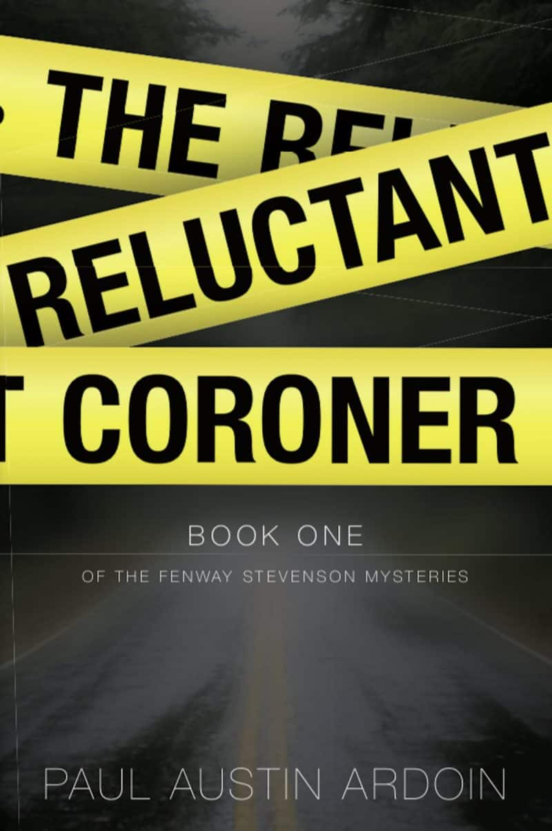 Cover for The Reluctant Coroner