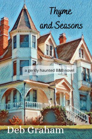 Cover for Thyme and Seasons