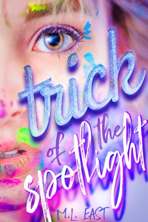 Cover for Trick of the Spotlight