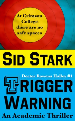 Cover for Trigger Warning
