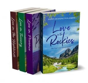 Cover for True Love Travels Box Set