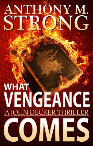 Cover for What Vengeance Comes