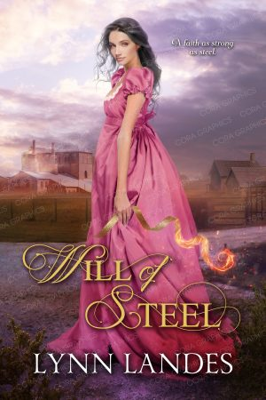 Cover for Will of Steel