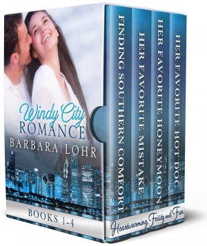 Cover for Windy City Romance Box Set I