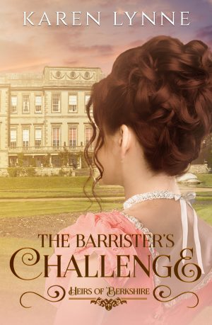 Cover for A Barrister's Challenge