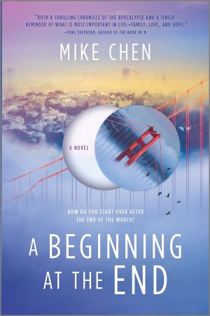 Cover for A Beginning at the End