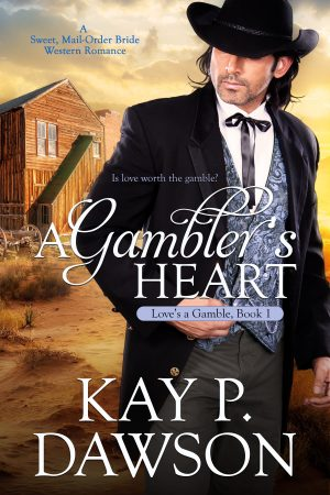 Cover for A Gambler's Heart
