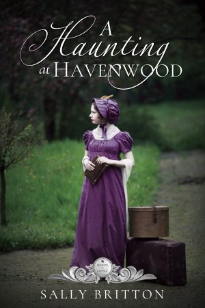 Cover for A Haunting at Havenwood