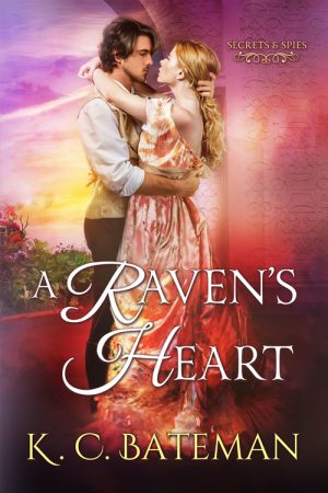 Cover for A Raven's Heart