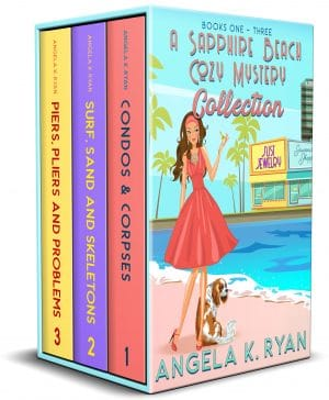 Cover for A Sapphire Beach Cozy Mystery Collection: Vol. I, Books 1-2