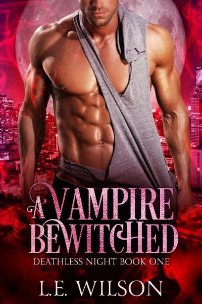 Cover for A Vampire Bewitched