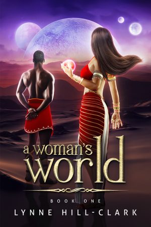 Cover for A Woman's World